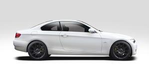 Серия 3 coupe BMW Стоковые Изображения