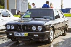 серия e30 BMW 3 Стар-автомобиля Стоковые Фото