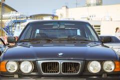 серия e34 BMW 5 Стар-автомобиля Стоковое Изображение