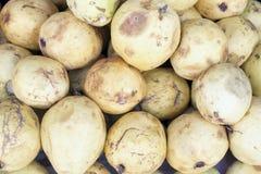 Серия guava (guayaba) в рынке в Перу Стоковые Изображения RF