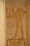 серия hiero hatshepsut Египета Стоковые Изображения RF