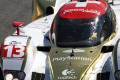 серия Le Mans стоковые изображения