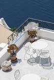 Серия Santorini Греции Стоковое Изображение
