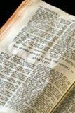 серия timothy2 библии Стоковое Фото