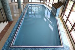 сероводород ванны Стоковая Фотография