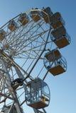 Серое колесо Ferris Стоковое фото RF