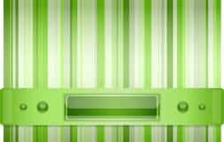 Серо - зеленая предпосылка с планом. бесплатная иллюстрация