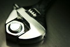 серповидный ключ стоковые фото