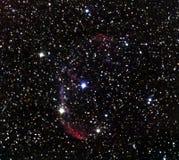 серповидный nebula Стоковая Фотография