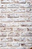 Серую предпосылку grunge текстуры кирпичной стены с vignetted углами, можно использовать для дизайна интерьера стоковая фотография rf
