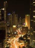 серферы места рая ночи золота свободного полета Австралии Стоковые Фотографии RF