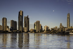 Серферы рай, Gold Coast, Квинсленд, Австралия Стоковые Фото