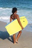 серфер девушки Стоковое фото RF