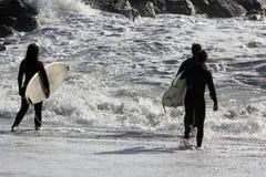 серфер levanto стоковые фото
