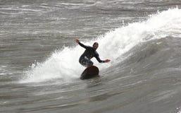 серфер levanto стоковое фото