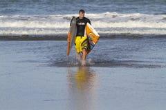 Серфинг Стоковые Изображения