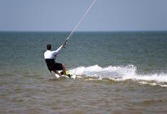 Серфинг Стоковая Фотография