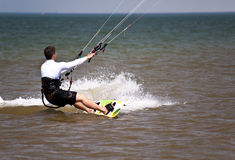 Серфинг Стоковое Изображение RF