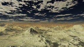 Серые горы 3 Иллюстрация штока