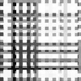 Серые и черные линии на белой предпосылке vector иллюстрация Стоковые Изображения