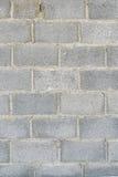Серые каменные текстура или предпосылка стены кирпичей Стоковая Фотография RF