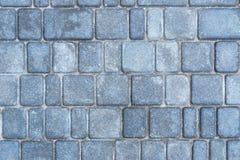 Серые плитки дороги Стоковое Фото