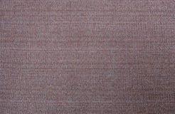 Серые текстура или предпосылка ткани Стоковые Фото