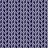 Серые формы на темной фиолетовой предпосылке Стоковое Изображение