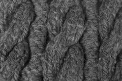 Серые шарфы Стоковое Фото