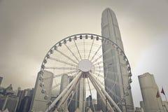Серый город Стоковое Фото