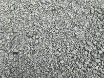 Серый гравий с простой текстурой стоковые изображения rf