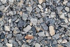 Серый гравий Стоковые Изображения RF
