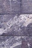Серый гранит крыл предпосылку черепицей архитектура, текстура Стоковые Изображения RF