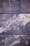 Серый гранит крыл предпосылку черепицей с виньеткой архитектура, текстура Стоковые Фотографии RF