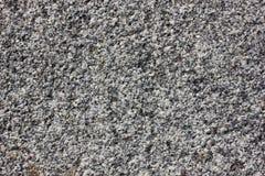 Серый естественный обрабатываемый гранит Стоковое фото RF