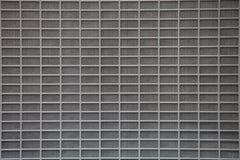 серый металл решетки Стоковое Изображение RF