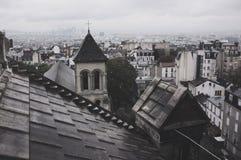 Серый Париж Стоковые Фотографии RF