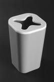 Серый пластичный держатель зубной щетки Стоковые Фотографии RF