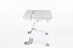 Серый стол школы Стоковое Фото