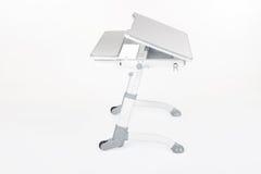 Серый стол школы Стоковое Изображение RF