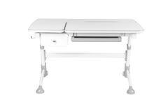 Серый стол школы Стоковые Фотографии RF