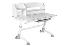 Серый стол школы Стоковые Изображения RF