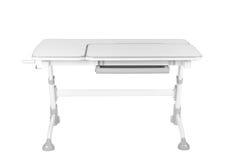 Серый стол школы Стоковая Фотография RF