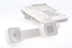 серый телефон Стоковые Фото