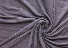 Серый хлопок Стоковая Фотография RF