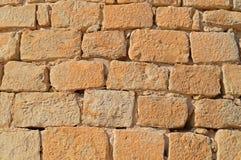 серый цвет гравия предпосылки плоский облицовывает stonework Стоковая Фотография RF