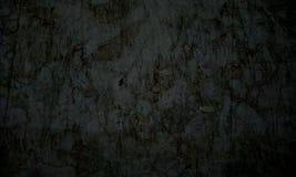 Серый цвет и черная затеняемая предпосылка grunge текстурированная стеной стоковая фотография rf