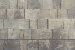 Серый цвет кроет предпосылку черепицей Классическая текстура стены плитки для интерьера S Стоковая Фотография RF