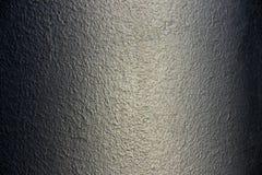 Серый цвет покрасил металлическую текстуру покрашенной предпосылки стоковые фотографии rf