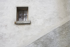 серый цвет фасада Стоковое Изображение RF
